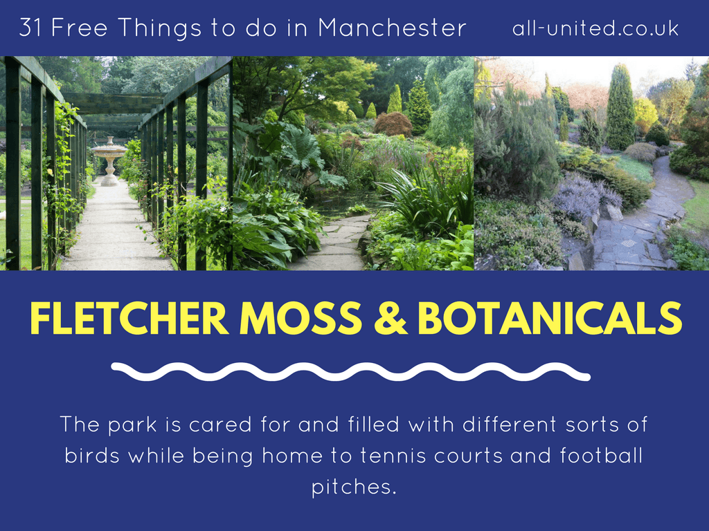Fletcher Moss and Botanicals