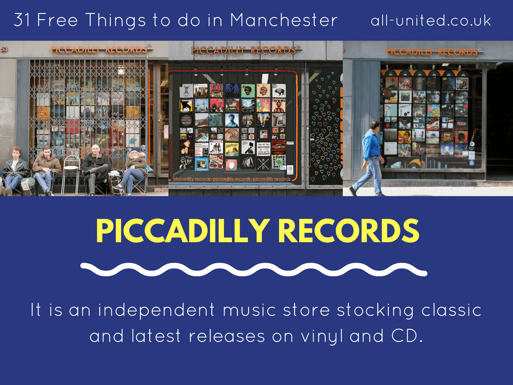picadilly records