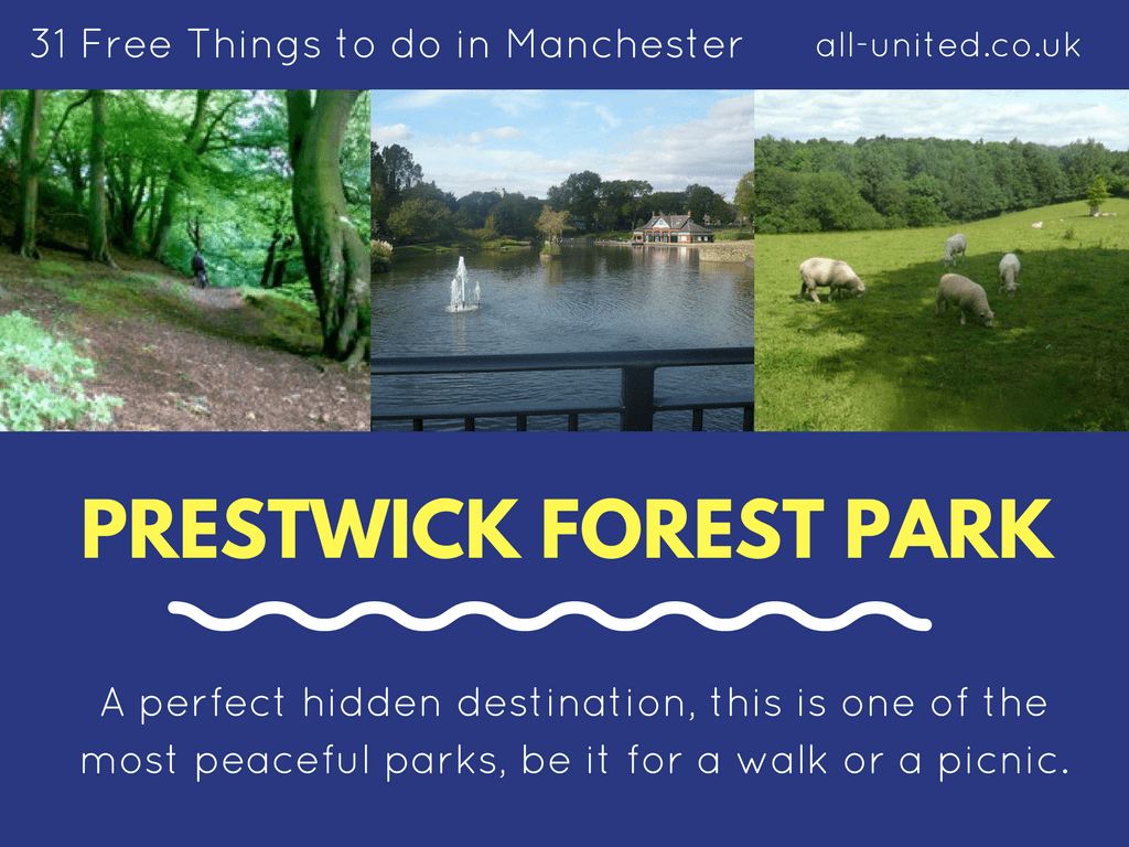prestwick forest park
