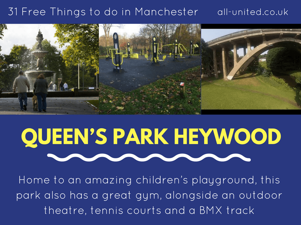Queen's Park Heywood
