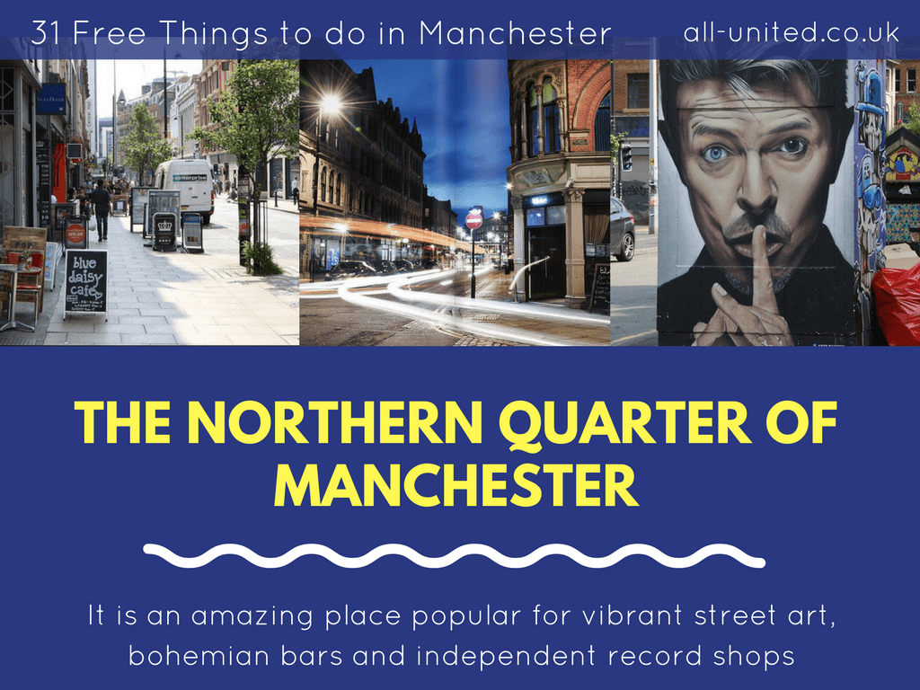 the northern quarter of manchester