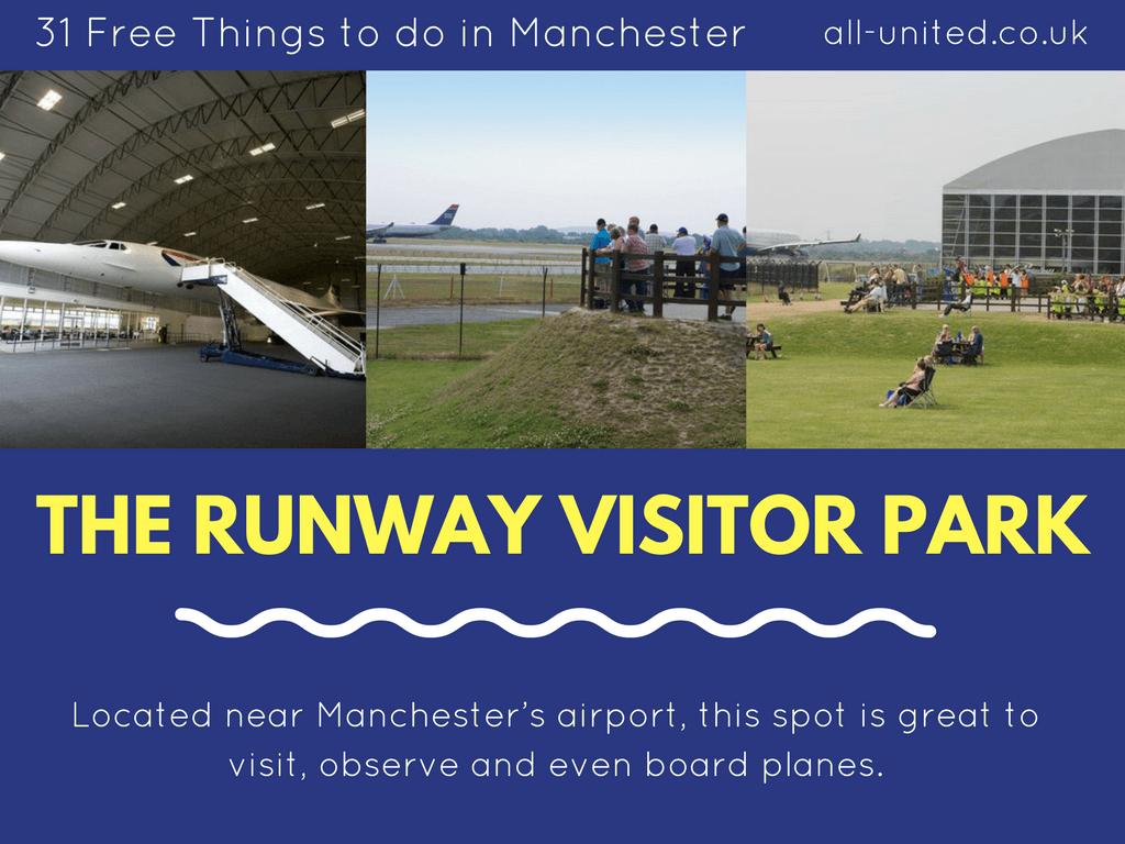the runway visitor park