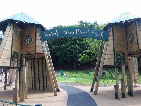 haigh Wailton Park