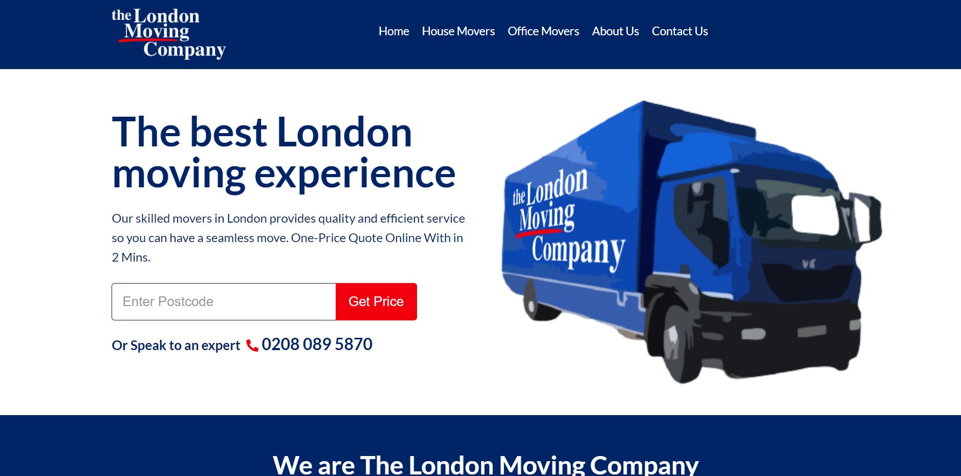 The London Moving Company