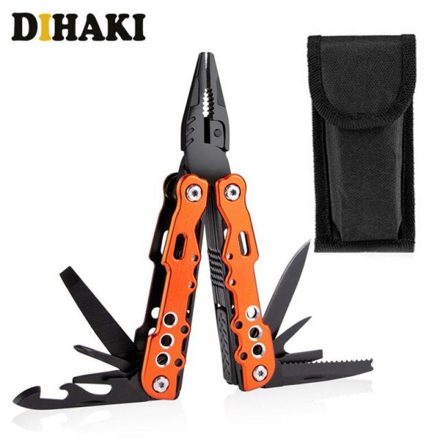 11 in 1 Multi Tool Swiss Knife