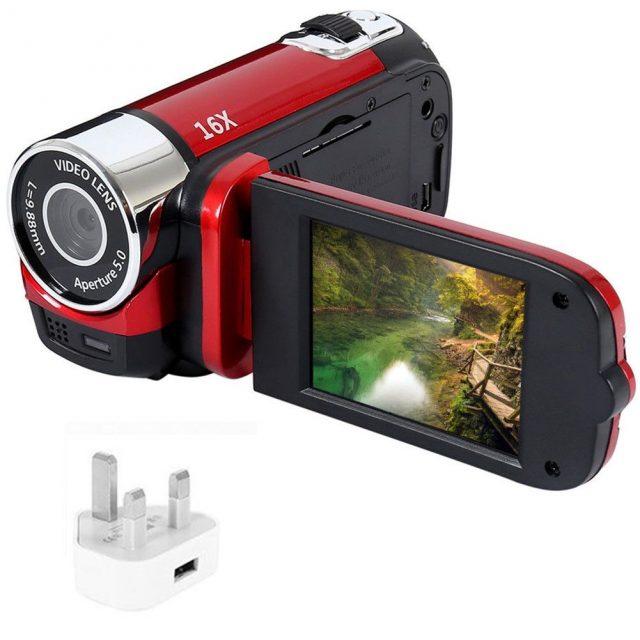 Digital Camera 1080P Video Record