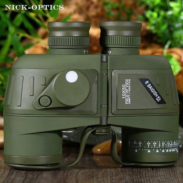 Powerful Russian Military Binoculars